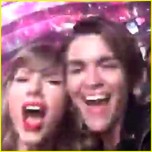 Taylor Swift Sings Along to 'Sweet Nothing' with Ruby Rose on NYE! (Video)