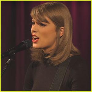 Watch Taylor Swift's Killer Guitar Version of 'Wildest Dreams'