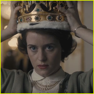 Netflix Releases First Official Trailer for 'The Crown' - Watch Here!