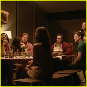 Logan Marshall-Green Stars in First Teaser Trailer for 'The Invitation' - Watch Now!