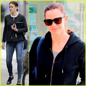 Those Jennifer Garner & Patrick Dempsey Rumors Can Be Put to Rest!