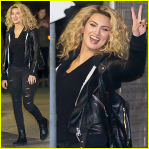 Tori Kelly Performs 'Funny' For First Time On 'Jimmy Kimmel Live' - Watch Here!