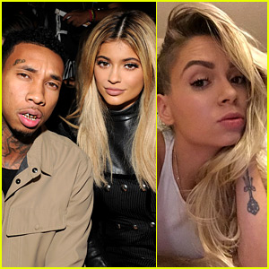Tyga Accused of Cheating on Kylie Jenner with Annalu Cardoso