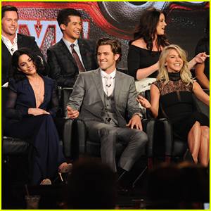 Vanessa Hudgens & Julianne Hough Bring 'Grease: Live' To TCA Winter Tour