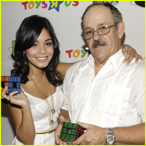 Celebrities Send Love to Vanessa Hudgens After Father's Death