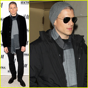 Wentworth Miller Says He Never Imagined 'Prison Break' Coming Back: 'It's A Privilege'