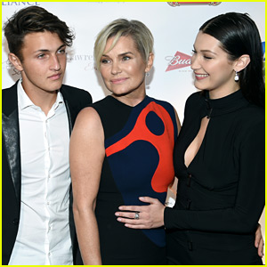 Yolanda Foster Defends Kids Bella & Anwar Hadid Against Lyme Disease Doubters