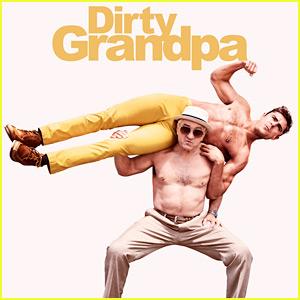 Zac Efron Raves About Shirtless Robert De Niro on 'Dirty Grandpa' Poster!