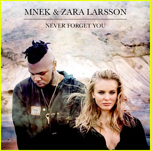 Zara Larsson & MNEK's 'Never Forget You': JJ Music Monday!