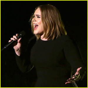 Adele Sings 'All I Ask' Beautifully on 'The Ellen Show' (Video)