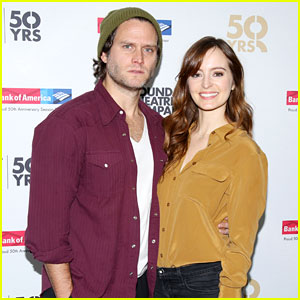Ahna O'Reilly Thanks Steven Pasquale for His Handsomeness