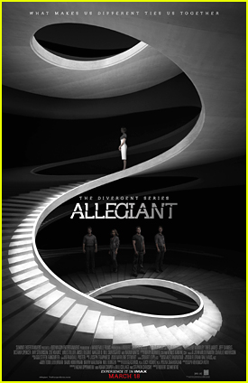 Lionsgate Debuts Final 'Allegiant' Poster - See It Here!