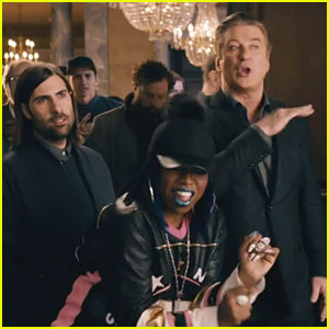 Amazon Echo Super Bowl Commercial 2016: Alec Baldwin & Missy Elliott Drop New Song! (Video)