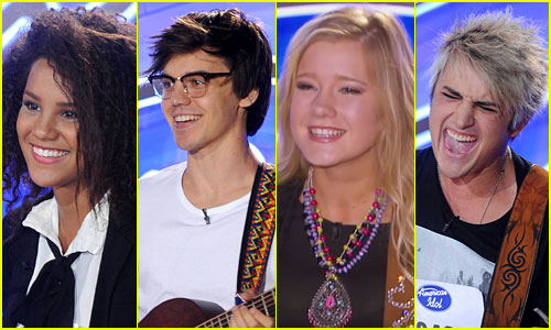 'American Idol' 2016 - Top 24 Contestants Revealed!
