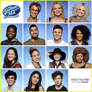 'American Idol' 2016: Top 10 Contestants Revealed!