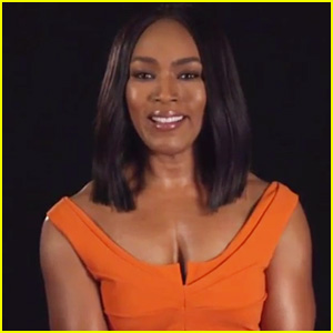 Angela Bassett's Oscars 2016 Black History Month Minute Highlights an Unexpected Actor - Watch Now!