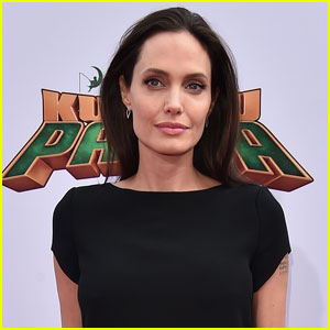 Angelina Jolie Says She 'Never Wanted to Have a Baby'