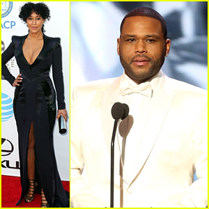 Anthony Anderson Addresses Oscars Diversity Issue at NAACP Image Awards 2016 (Video)