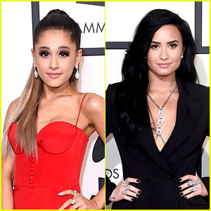 Ariana Grande & Demi Lovato 'Sh-t Themselves' on Hike to Manson Murder House