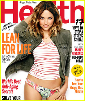 Ashley Benson Opens Up About Getting Called 'Too Fat' For Roles