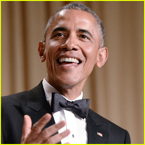 Barack Obama Leads Ray Charles Singalong at the White House