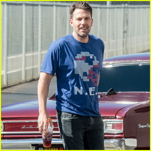 Ben Affleck Reveals Advice He Received From Former Batmans George Clooney & Christian Bale!