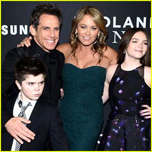 Ben Stiller's Son Gives Off Blue Steel at 'Zoolander 2' Premiere