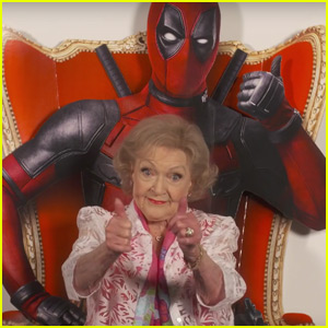 Betty White Reviews 'Deadpool' in Hilarious Video - Watch Now!