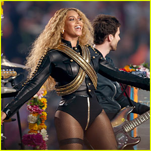 Beyonce Talks Backstage at Super Bowl 2016: 'I Wanted People to Feel Proud'