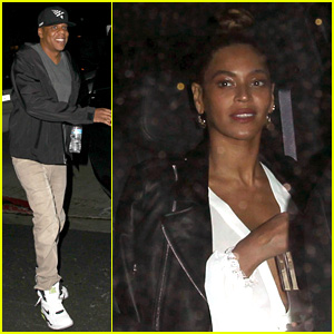 Beyonce & Jay Z Hit Viper Room for 1500 or Nothin' & James Fauntleroy!