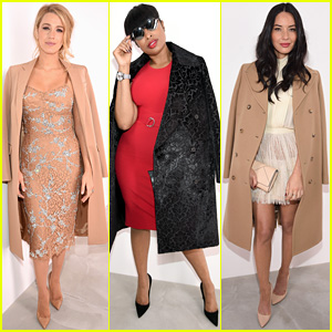 Blake Lively & Olivia Munn Support Michael Kors at NYFW 2016!