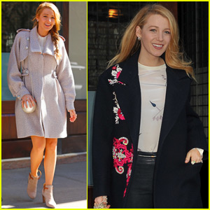 Blake Lively's Woody Allen Film Acquired by Amazon