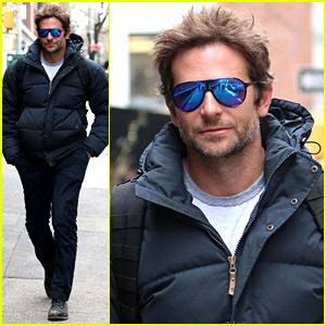 Bradley Cooper Emerges After Irina Shayk Split Rumors