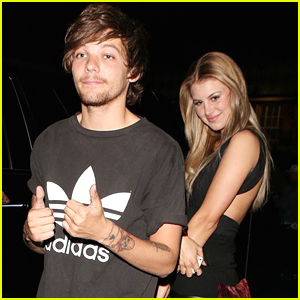Louis Tomlinson's Baby Mama Briana Jungwirth Does Not Have A Sex Tape