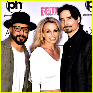 Britney Spears Confesses Her Love for the Backstreet Boys