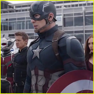 'Captain America: Civil War' Super Bowl Commercial 2016: United We Stand