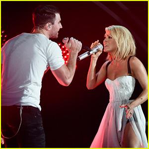 Carrie Underwood & Sam Hunt's Grammys 2016 Duet Performance