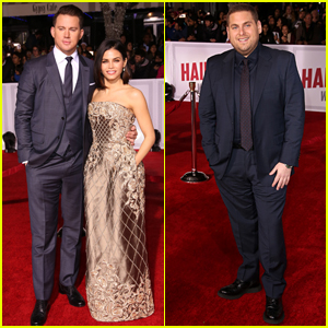Channing Tatum's Wife Jenna Dewan Shows Support at  'Hail, Caesar!' Premiere