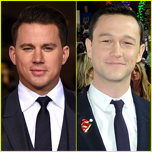 Channing Tatum & Joseph Gordon-Levitt to Star in Musical Comedy Movie Together!