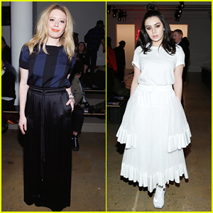 Natasha Lyonne & Charli XCX Take On NYFW with Tavi Gevinson