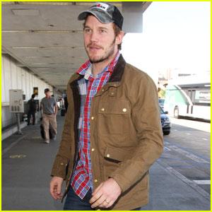 Chris Pratt Eats Seven Hard-Boiled Eggs on His Flight