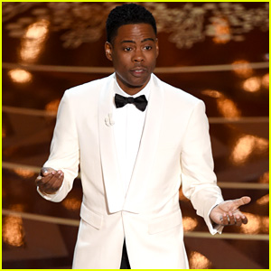 Chris Rock Uses Oscars 2016 Opening Monologue to Comment on 'Ask Her More' - Watch Now