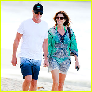 Cindy Crawford Celebrates 50th Birthday With Husband Rande Gerber