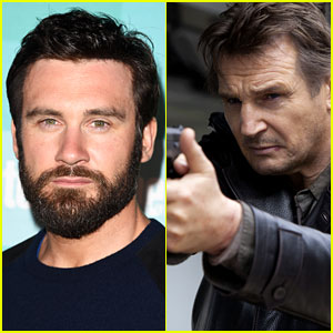 Clive Standen to Play Liam Neeson's Role in 'Taken' Prequel Series for NBC!
