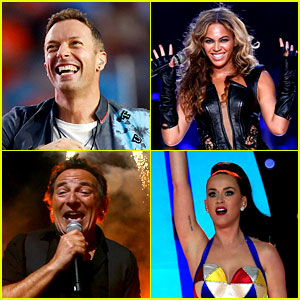 Coldplay Pays Tribute to Past Super Bowl Halftime Shows (Video)