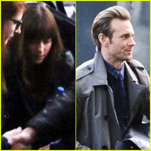 Dakota Johnson Begins Filming 'Fifty Shades Darker' - First On Set Photos!