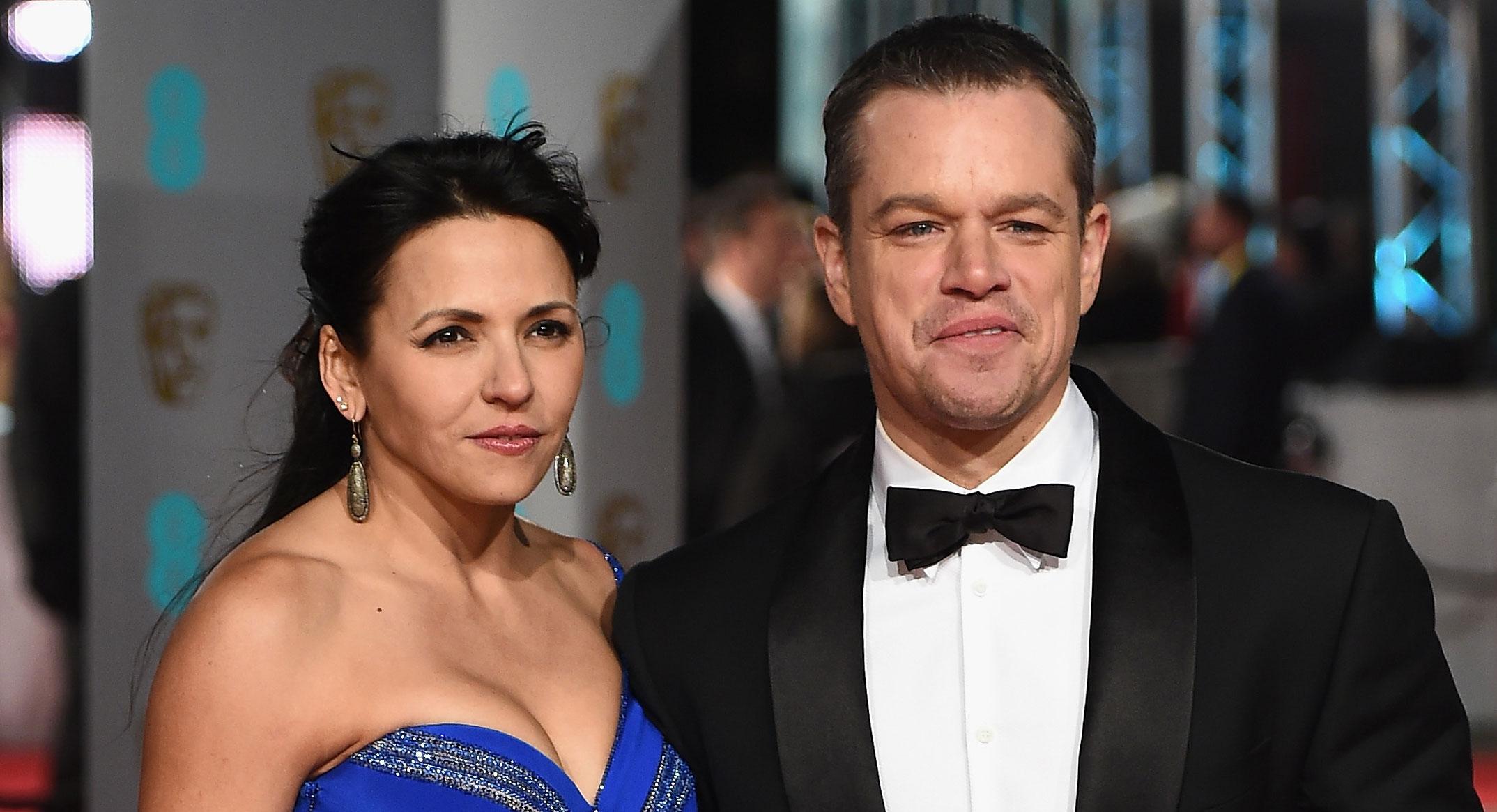 Matt Damon Is A Lead Actor Nominee At Baftas 2016 2016