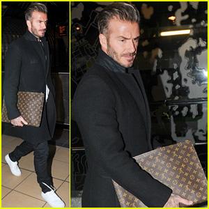 David Beckham Shares Cute Birthday Message for Son Cruz!