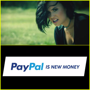 PayPal Super Bowl Commercial 2016: Demi Lovato is 'Confident'!