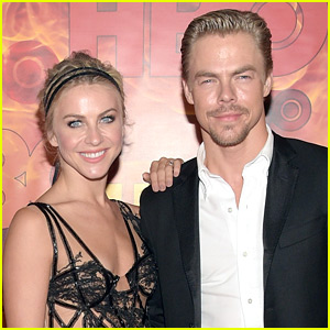 Julianne Hough's Brother Derek Praises Her 'Grease: Live' Performance with Sweet Video - Watch Now!